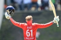 Root steers England home with maiden ODI Century