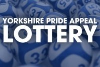 YORKSHIRE PRIDE LOTTERY DRAW