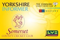 Yorkshire Informer: all the news ahead of Somerset on Sunday