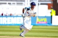 Lyth dominates with the bat in Taunton