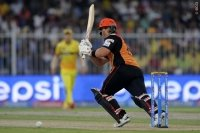 Finch Watch: The Sunrisers miss out but Aaron continues with the runs