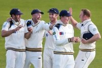 Yorkshire beat Warwickshire by an innings and 155 runs