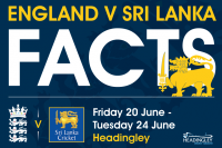 England v Sri Lanka: The Facts