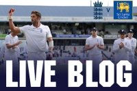 Live Blog: England v Sri Lanka (Day 2) June 21 2014