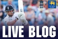 Live Blog: England v Sri Lanka (Day 4) June 23 2014