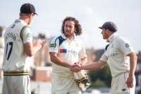 Yorkshire v Middlesex (Day Two) CLOSE: