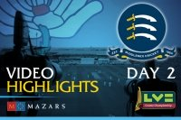 Video Highlights: Yorkshire v Middlesex (Day Two)
