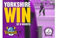 Vikings defeat the Rapids at Headingley