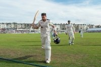 Close of play report: Yorkshire v Nottinghamshire