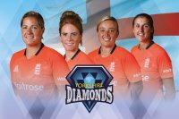 Four Yorkshire Diamonds named in England Squad to tour West Indies