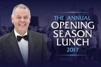 Tickets On Sale For Opening Season Lunch