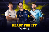 2018 playing shirts launched - Ready for it?