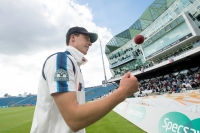 Adelaide a huge opportunity for England - Fisher