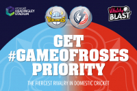Sign Up For #GameOfRoses Priority