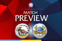 BIG MATCH PREVIEW: ESSEX EAGLES V YORKSHIRE VIKINGS, RLODC PLAY-OFF