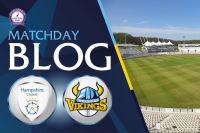 LIVE BLOG: HAMPSHIRE V YORKSHIRE, RL50, SF