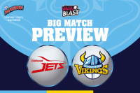 BIG MATCH PREVIEW: DURHAM JETS V YORKSHIRE VIKINGS