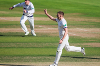 Patterson hails White Rose character