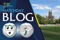 LIVE BLOG: WORCESTERSHIRE V YORKSHIRE, CC, DAY ONE