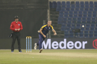 Vikings edged out as controversial century gives Lahore win