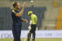 Patterson disappointed by Lahore defeat