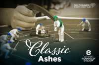 Classic Ashes: The Day Oil stopped play
