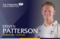 Patterson appointed as full-time captain