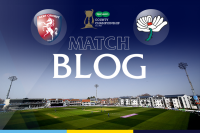LIVE BLOG: KENT V YORKSHIRE, CC, DAY 2