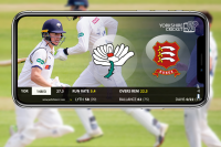 LIVE STREAM: YORKSHIRE V ESSEX CCC (CC)