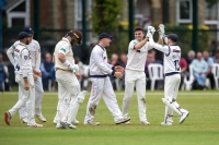 CLOSE OF PLAY REPORT: YORKSHIRE V SURREY CCC (CC) - DAY 2