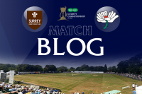 LIVE BLOG: SURREY V YORKSHIRE, CC, DAY 4