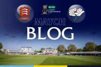 LIVE BLOG: ESSEX V YORKSHIRE, CC, DAY 3