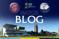 LIVE BLOG: SOMERSET v YORKSHIRE, CC, DAY TWO