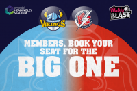 MEMBERS & SEASON TICKETS - RESERVE YOUR LANCASHIRE LIGHTNING SEAT