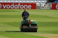 Andy Fogarty is 4-day groundsman of the year