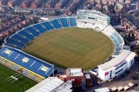 Multiflight show Headingley from dizzying heights