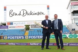 Bond Dickinson continues support for YCCC