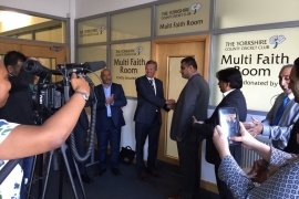 YCCC opens first ever multi-faith room