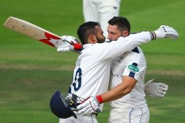Close of play: Middlesex vs Yorkshire (Day 3)