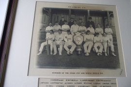 THROWBACK THURSDAY: 125 YEARS OF HUDDERSFIELD CRICKET LEAGUE