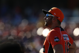 Bresnan hopes to learn from Scorchers experience