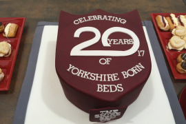 Club Partner Shire Beds celebrate 20 years in business