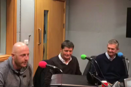 WATCH: BBC Radio Leeds YCCC special