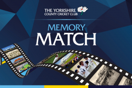 MEMORY MATCH: LEICESTERSHIRE FOXES v YORKSHIRE VIKINGS