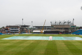 Vikings face tough task after Notts washout