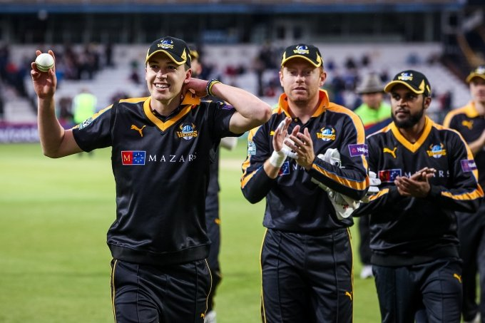 Yorkshire win by seven wickets in NatWest T20 Blast Opener - News