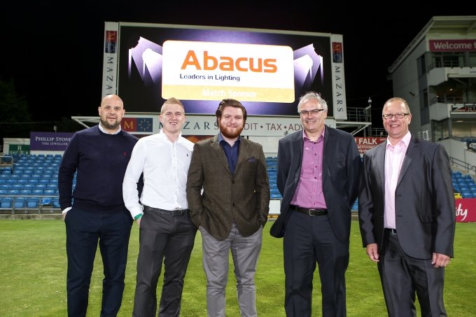 Headingley S Floodlight Developers Abacus Lighting Join The