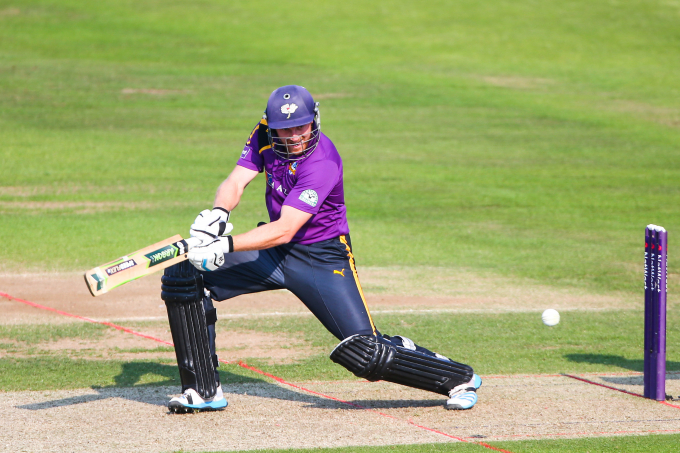 Gale tops table for Yorkshire T20 run-scorers - News - Yorkshire