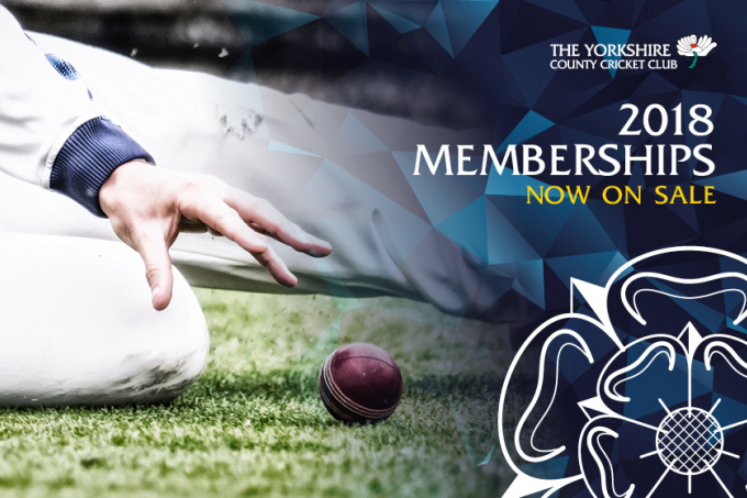 2018 Memberships - The Club - Yorkshire County Cricket Club