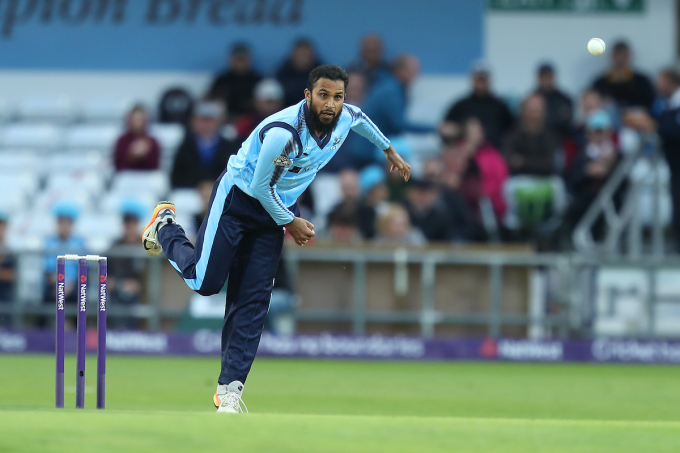 Adil Rashid chooses to play only white-ball cricket for Yorkshire